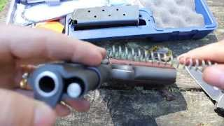 Colt Government model 1911 XSE review and shooting.