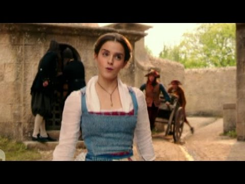 Watch Emma Watson Sing 'Bonjour' in New 'Beauty and the Beast' Trailer!