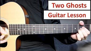 Harry Styles - Two Ghosts | Guitar Lesson (Tutorial) How to play Chords