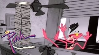 Black & White & Pink All Over | The Pink Panther (1993)