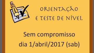 Ninhongo.You! Curso Iniciante Presencial Abril 2017