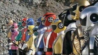 Samurai Sentai Shinkenger vs Go-Onger: GinmakuBang!! Roll Call