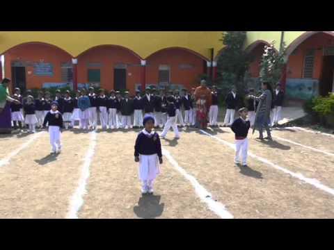 Little Champ of Naveen Vidya Bharti School