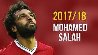 Mohamed Salah - Amazing Goals & Skills - Liverpool FC - 2017/18
