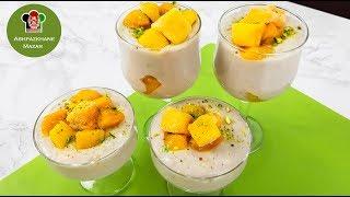 Firni Easy Ramadan Dessert | فرنی کيله دار مخصوص ماه مبارک رمضان