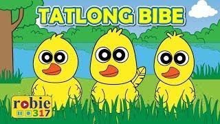 Tatlong Bibe Animated 2018 (Awiting Pambata) | Tagalog Nursery Rhymes