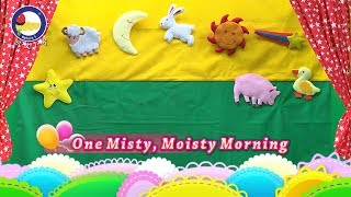 Nursery Rhymes and Songs/ Set 4 4-5 One Misty, Moisty Morning