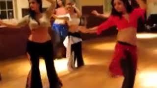 رقص دسته جمعی بسیار زیبا