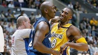 Kobe Bryant vs Michael Jordan LAST Duel 2003.03.28 - 23 Pts For MJ, Kobe with 55 Pts!!!