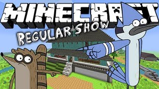 Minecraft | REGULAR SHOW! (Mordecai & Rigby) | Map Spotlight