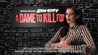 Eva Green poleca SIN CITY: DAMULKA WARTA GRZECHU