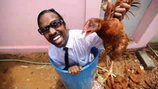 Dunk-a-Chicken (The Village Way) - Wilbur Sargunaraj