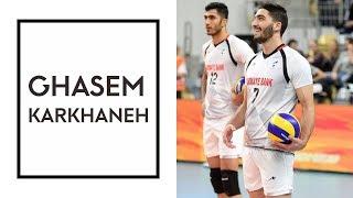 Top 10 Amazing Spikes by GHASEM KARKHANEH | Men