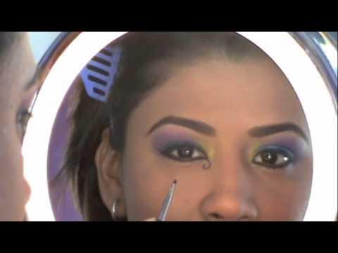 maquillaje de payasita