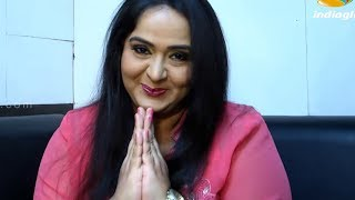 Actress Radha: Proud of My Children - Mother's Day Spl   Interview