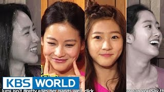 Happy Together - Kim Saeron, Jeon Hyebin, Oh Yeonseo & more! (2014.10.09)