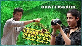 Making Of Lekar Hum Deewana Dil (Chhattisgarh) | Armaan Jain & Deeksha Seth