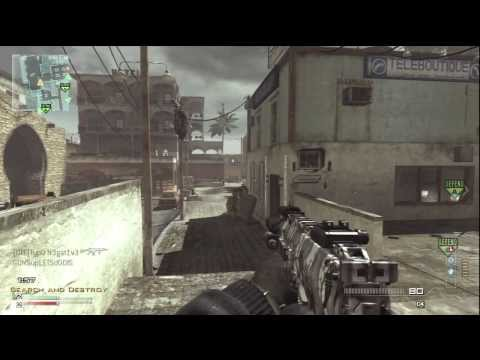 Search and Destroy Gameplay plus 1v6 clutch 13 n 2 seatown Modern Warfare 3 mw3 ownage