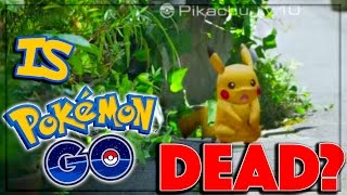 """Is Pokemon GO a """"Dead"""" Game? + WILL 2017 BRING IT BACK?"""