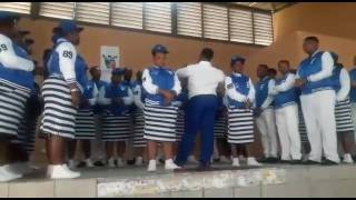 Might oh lord singers, SENZE SIBE MHLOPHE