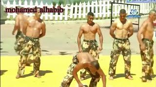 الفرق بين الجيش الجزائري  والجيش الايراني  شاهد ولن تندم