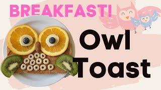 Owl for Breakfast