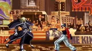 Descargar KOF 2001 (personajes ocultos) Winkawaks