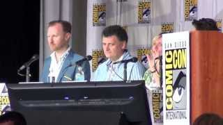 Sherlock SDCC Panel 2013 Part 2