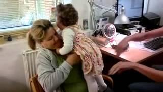 واکسن زدن به هلن جعفری