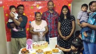 Velamma birthday party. ..