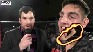 WFC-UK: Jack Drake vs Raven Sarjit
