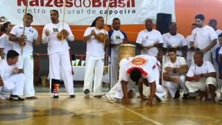 Raízes do Brasil Capoeira - Roda de Mestre 1