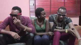 HILARIOUS: SKUKI Afro-Hip-Hop Stars Interview!!