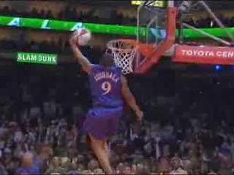 NBA Basketball SLAM DUNK Contest 2006,