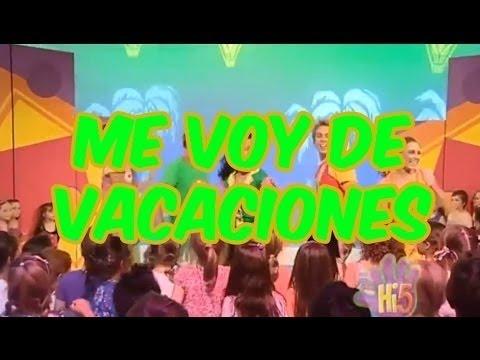 watch Me Voy de Vacaciones - Canción de la Semana - Temporada 11 | Hi-5 en Español