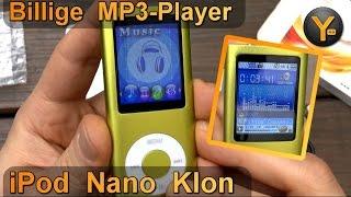 Billig MP3-Player im Test: