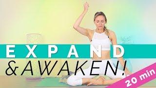 Kundalini Yoga Meditation: Expand & Awaken Your Energy (20-min) Kundalini Breathing Exercise