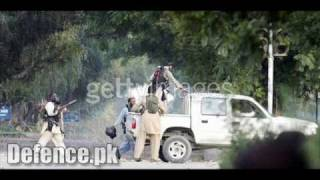 SSG and Rangers Preparing for GHQ Operation