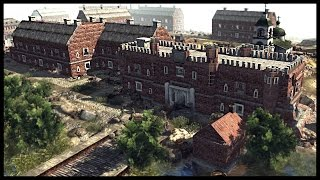 Siege of Fortress Brest - Epic Russian Fort Defense   Men of War Assault Squad 2 Mod Gameplay