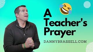 Funny Motivational Speaker Danny Brassell Shares a Teacher