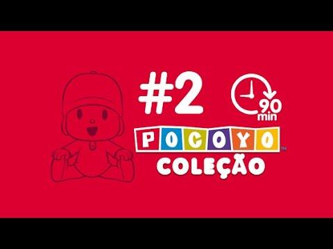 Pocoyo Episódios completos de uma hora e meia em Português para crianças