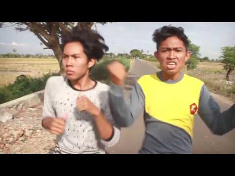#7 video lucu bikin ngakak , kreasi remaja sidrap (LARI) KALOLO SIDRAP