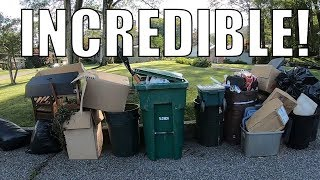 CAN'T BELIEVE I FOUND THIS IN THE TRASH! - Trash Picking Ep. 156