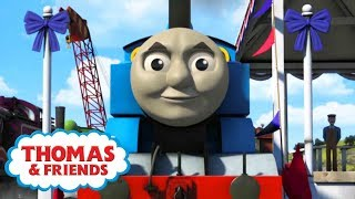 Thomas & Friends UK | We Make A Team Together Song  🎵| Sodor