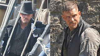 Tom Hardy is Reportedly Losing Money on 'Taboo' | Splash News TV