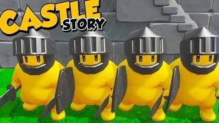 CZEMU MI TO ROBICIE!? - Castle Story #10