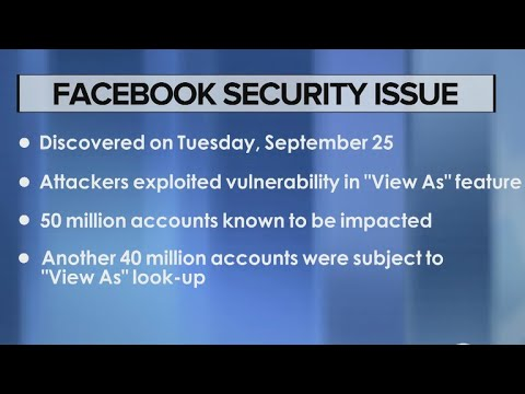 Xxx Mp4 50 Million Facebook Accounts Compromised By Hackers 3gp Sex