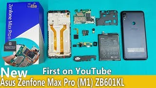Asus Zenfone Max Pro M1 Full Disassembly || Asus Max Pro M1 Teardown || View all internal Parts
