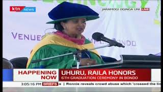 Education CS Amina: We pledge to give quality education and excellence