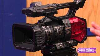 Panasonic AG-DVX200PJ 4K Professional Camcorder Overview | Full Compass